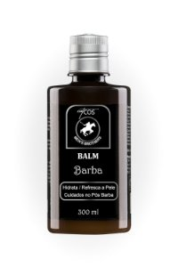 Balm Para Barba 300ml | Catcos