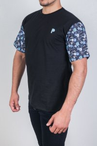 Camiseta Blue Flower