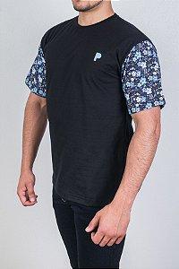 Camiseta Blue Flower