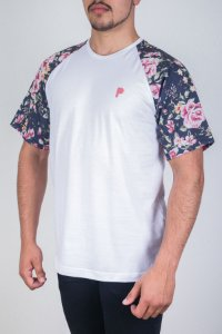 Camiseta White Flower