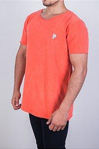 Camiseta Laranja Estonada