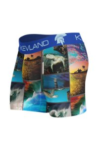 Cueca Kevland Waves