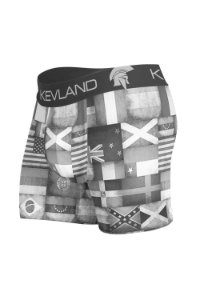 Cueca Kevland Bandeiras