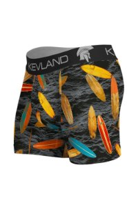 Cueca Kevland Black Sea