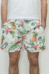 Bermuda Verão Abacaxi