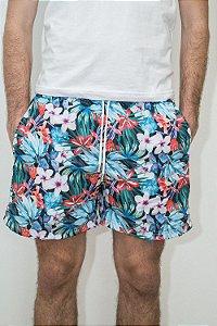 Bermuda Verão Floral