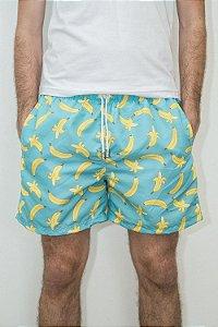 Shorts de Verão Banana