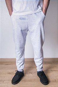 Jogger Pants Masculina Mescla Claro