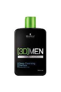 Shampoo Anti Oleosidade [3D]Mension 250ml