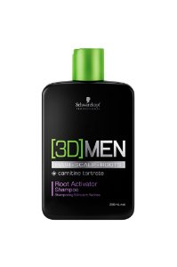 Shampoo Ativador [3D]Mension 250ml