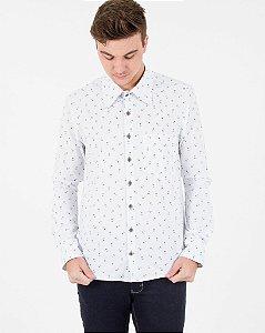 Camisa Coqueiro Branca