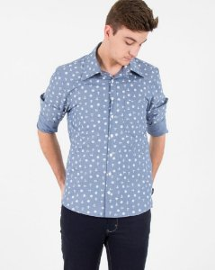 Camisa Âncora Jeans