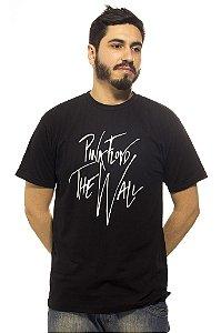 Camiseta Preta Pink Floyd