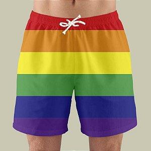 Shorts de Verão LGBTQI+