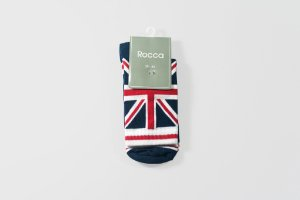 Meia Estampada ''United Kingdom''