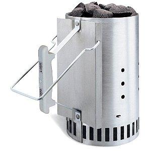 Acendedor de Carvão GRANDE RapidFire / Weber