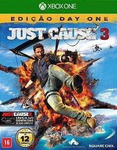 Just Cause 3 Edição Day One – XONE