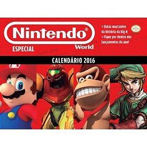 Nintendo World Especial #14 – Calendário 2016