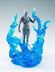Tamashii Nations Effect Burning Flame Blue – Bandai