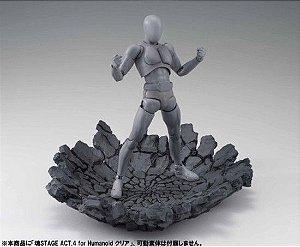 Tamashii Nations Effect Impact Grey – Bandai