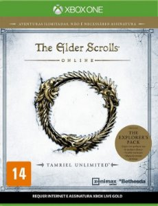 The Elder Scrolls Online: Tamriel Unlimited – XONE