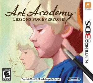 Art Academy: Lessons for Everyone! (3DS)