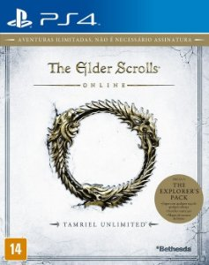 The Elder Scrolls Online: Tamriel Unlimited – PS4