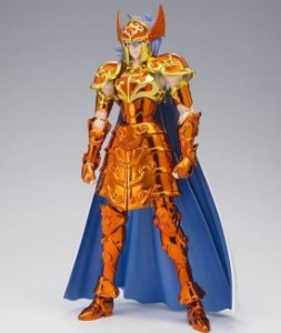Pré-venda: Os Cavaleiros do Zodíaco: Sorento de Siren – Cloth Myth EX