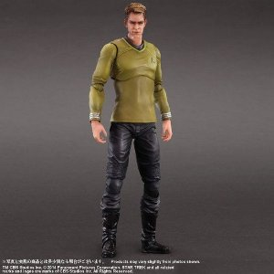 Star Trek: James Tiberius Kirk – Play Arts Kai