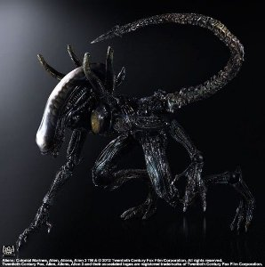 Aliens: Colonial Marines Lurker – Play Arts Kai
