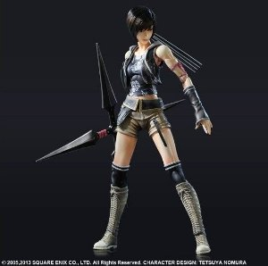 Final Fantasy VII: Yuffie Kisaragi – Play Arts Kai