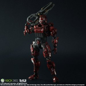 Halo 4: Spartan Soldier – Play Arts Kai