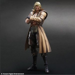 Metal Gear Solid: Liquid Snake – Play Arts Kai