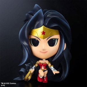 DC Comics Variant: Wonder Woman - Static Arts mini