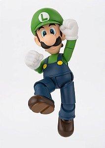 Super Mario: Luigi - S.H.Figuarts