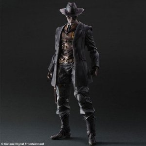 Metal Gear Solid V: Skull Face – Play Arts Kai