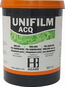 Unifilm ACQ - Emulsão Sensibilizada