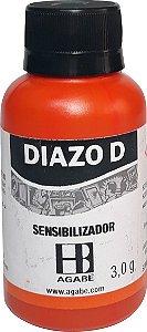 Diazo D - Sensibilizante