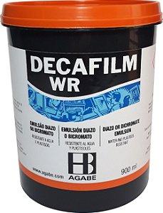 Emulsão Decafilm WR - 900 ml (Diazo Vendido Separadamente)
