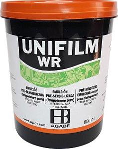 Unifilm WR - Emulsão Pré-Sensibilizada