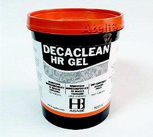 Decaclean HR Gel Removedor de Emulsão e Tira Fantasma