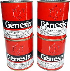 TINTA ACRISOLV GÊNESIS CORES - LONG DRINK