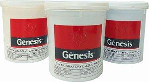 Tinta Grafcryl - Cores Gênesis