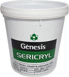 Tinta Sericryl Primer Bloqueador Cinza- Base água