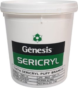 Tinta Sericryl Puff  - 900ml