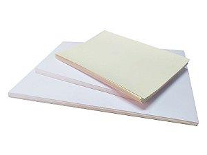 Papel Para Sublimação Fundo Amarelo - A4 - A3 (PACOTE COM 100 FOLHAS)