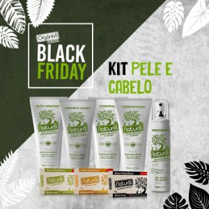 KIT EXCLUSIVO BLACK FRIDAY (PELE E CABELO)