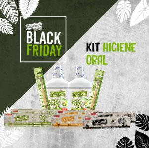 KIT EXCLUSIVO BLACK FRIDAY (HIGIENE BUCAL)