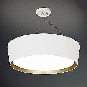 Pendente Lustre Redondo 4101.55 Usina Design
