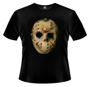 Camiseta Jason - Mascara
